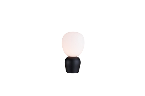 Belid Buddy Bordlampe Ø18,4 Sort/Opal