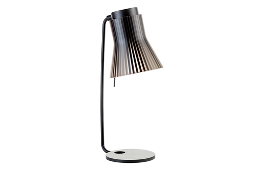 Secto Design Petite Bordlampe 4620 Sort Ø18 H56