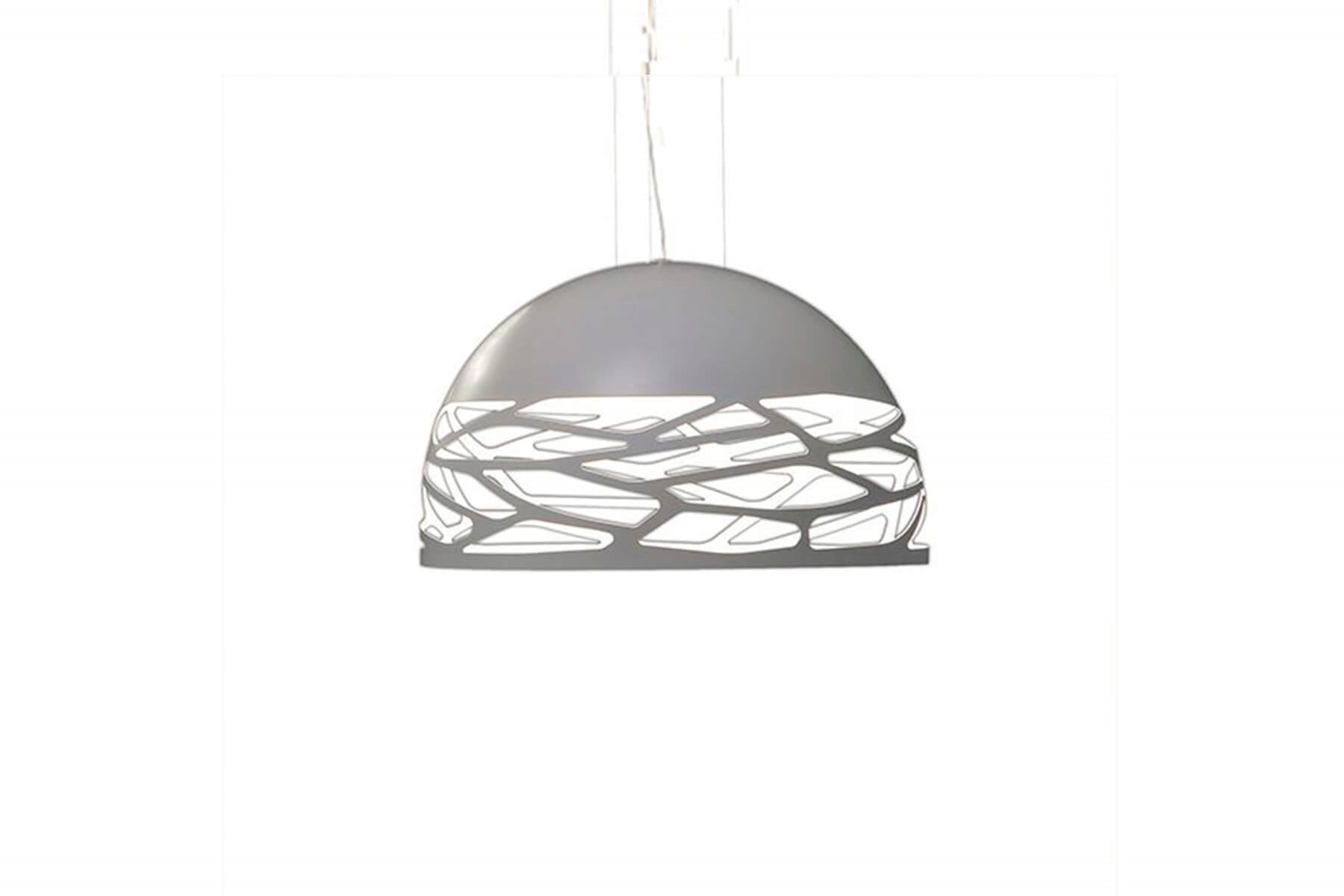 Studio Italia Design Kelly Small Dome Pendel Ø50 Hvid