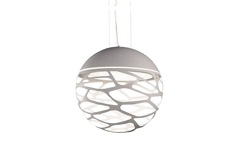 Studio Italia Design Kelly Small Sphere Pendel Ø40 Hvid