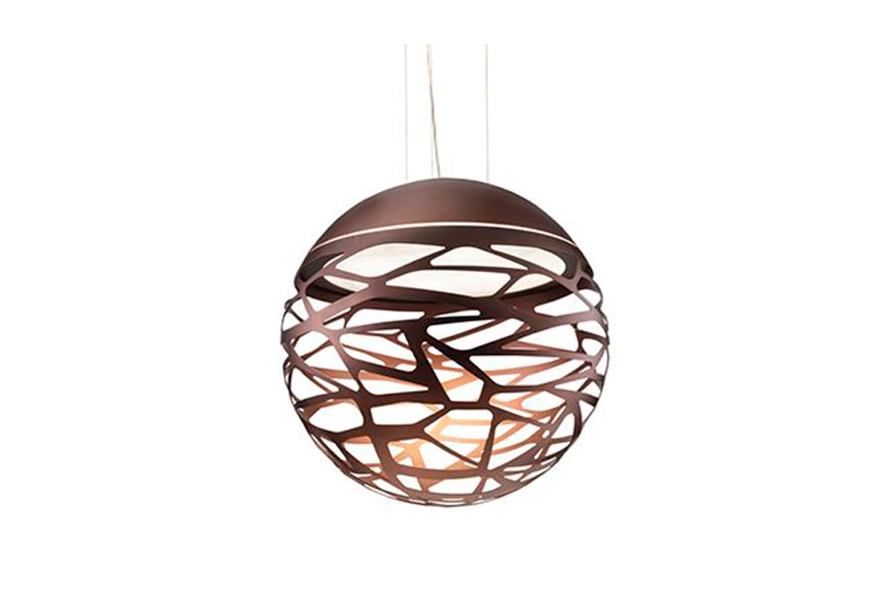 Studio Italia Design Kelly Small Sphere Pendel Ø40 Bronze