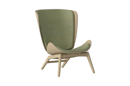 Umage The Reader Wing Chair Stol Egetræ Spring Green