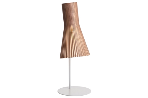 Secto Design Secto Bordlampe 4220 Valnød Ø25 H75